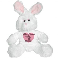 Miss You Military Soldier Plush