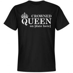 Crowned Queen