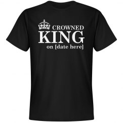 Crowned King
