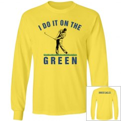 Brock Do it on the Green