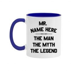 Our Teacher The Man The Myth