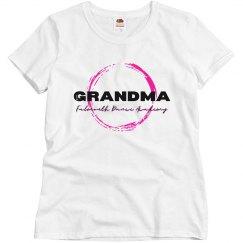 FDA Dance Grandma - White