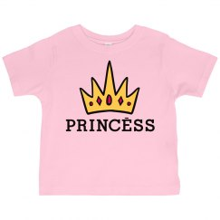 Princess Peplum Tee