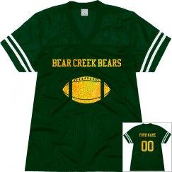 Bear Creek Bears Jersey 1