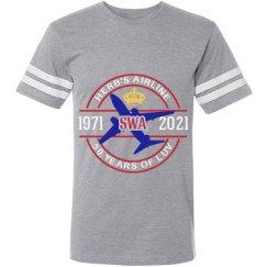 Unisex Vintage Sports Tee