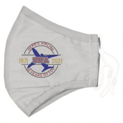 Youth 3 Ply Adjustable Face Mask