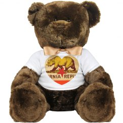2018 V-Day - California Bear