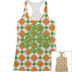 Celtic Cross Ireland Tee Shirt