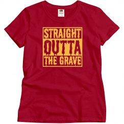 Straight Outta Grave Halloween