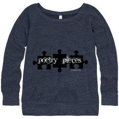 poetry sweatshirt