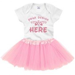 Custom Baby Dance Design