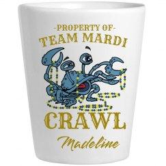 Mardi Gras Drink Team 3