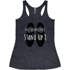 Stand Up 8 Counts Tank