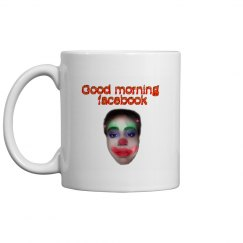 GUD MORNING FB MUG