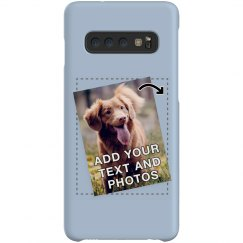 Design your Custom Phone Case with Text & Photos