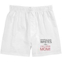 Do Laundry Call Mom