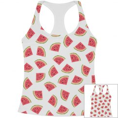 Cute Watermelons All Over Print