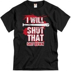 Shut it down (TWD TEE)