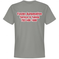 Faster Automotive Service & Tuning Tshirt