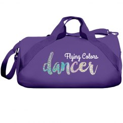 Flying Colors Dancer Bag