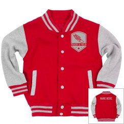 Track and Field Youth Jacket