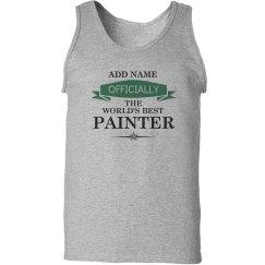 World's best Painter shirt
