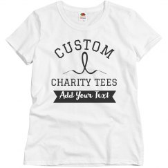 Custom Group Charity Shirts