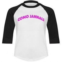 Girls training top Como Jannali