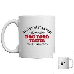 Dog Food Tester