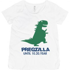 Walking Pregzilla
