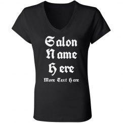 Custom Salon Name