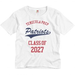 TPS Class of 2027 - Youth
