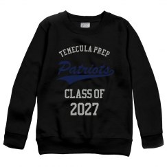 TPS Class of 2027 Sweatshirt Youth