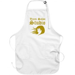 Gold Salon Apron