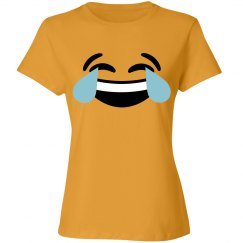 Emoji Tears Tee