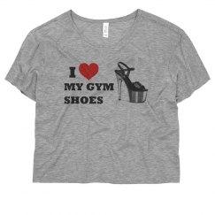 I ❤️ My Gym Shoes