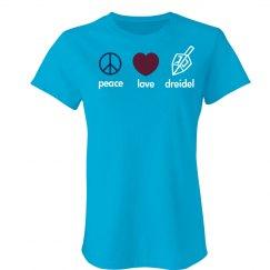 Peace, Love, Dreidel