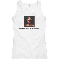 The Real King Of New York 2pac Tank Top.
