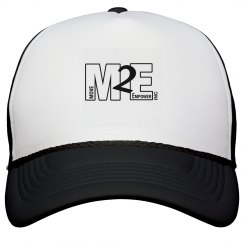 Move To Empower Snapback Trucker Hat