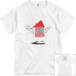 Flying House Tee
