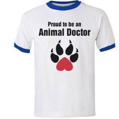 Proud to  Animal doctor
