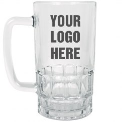 Upload Your Business Logo Beer Stein