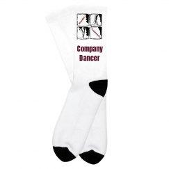 youth size company socks