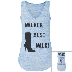 Walker Must Walk! Tank