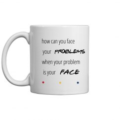 Rude Coffee Mug