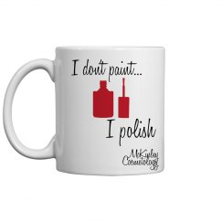 I Polish Coffee Mug