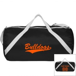 Bulldogs Duffle Bag