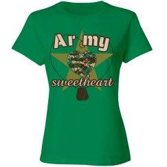 Army Sweetheart-short