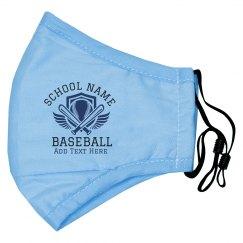 Custom Baseball Shield Mask