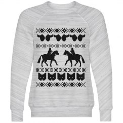 Holiday Hunt Sweater
